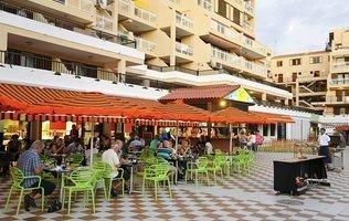 Ресторан Hotel Coral Compostela Beach