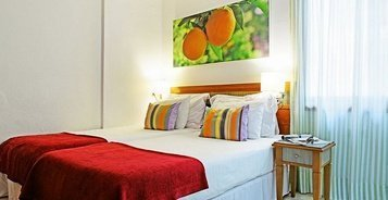 АПАРТАМЕНТЫ А2 С ВИДОМ НА БАССЕЙН Hotel Coral Compostela Beach