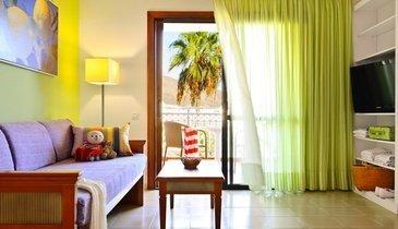 Семейные апартаменты Hotel Coral Compostela Beach