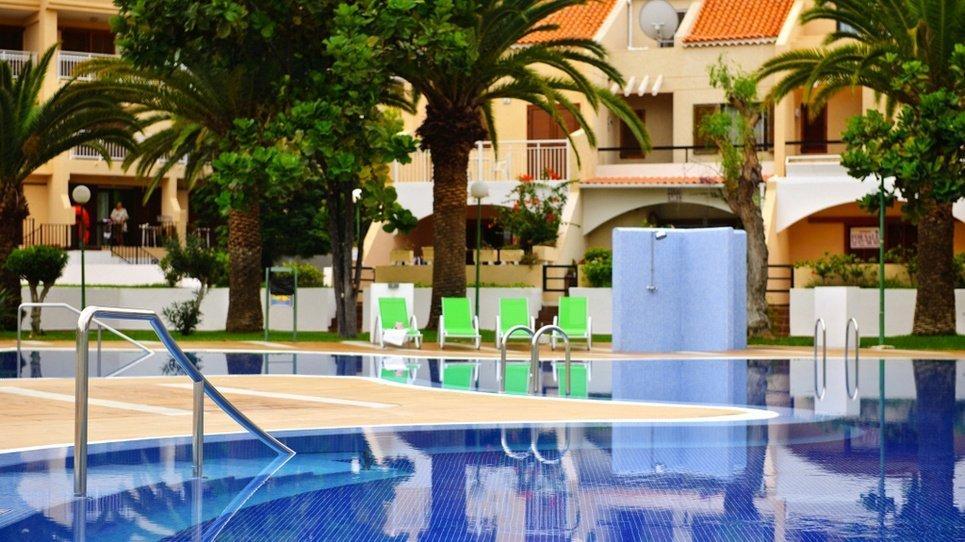 БАССЕЙН ДЛЯ ВЗРОСЛЫХ Hotel Coral Compostela Beach