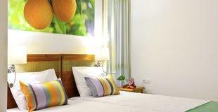 АПАРТАМЕНТЫ А1 С ВИДОМ НА БАССЕЙН Hotel Coral Compostela Beach