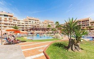 терраса Hotel Coral Compostela Beach