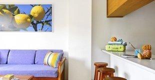 АПАРТАМЕНТЫ А2 С ВИДОМ НА МОРЕ Hotel Coral Compostela Beach